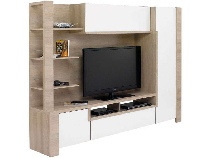 meuble tv mural lounge meuble tv