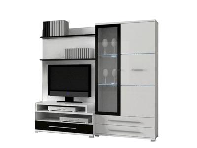 meuble tv conforama ensemble paroi