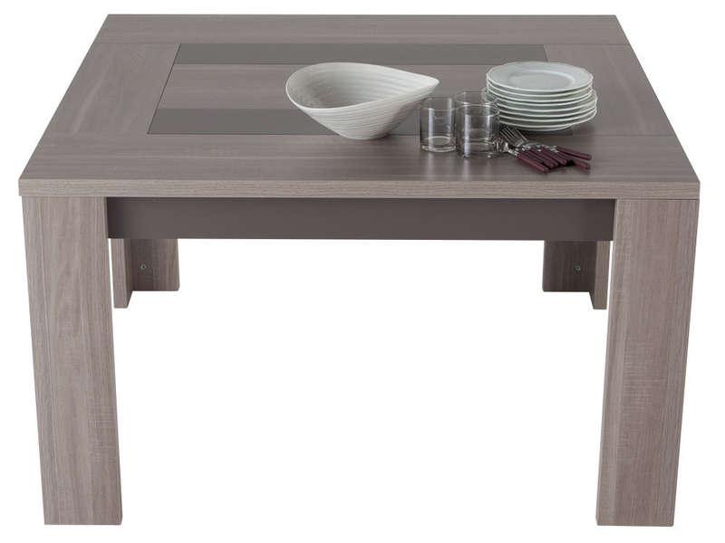 Table Carree 130 Cm Atlanta Pas Cher Table Conforama Iziva Com