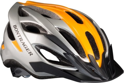 Bontrager Solstice Orange Kask 50-57cm