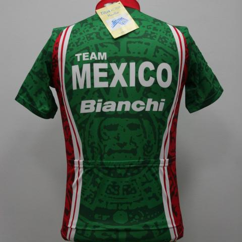 sMs Santini Bianchi Team Mexico Forma M