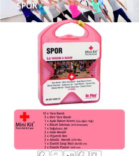 Spor Mini Kit® First Aid&Care
