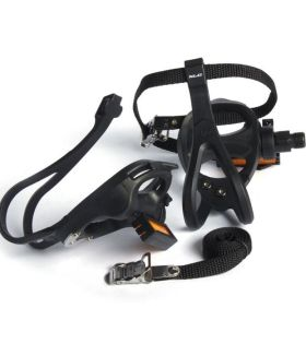 XLC VP-399T Karpiyeli Yol / Yarış Pedal Siyah