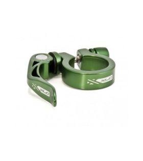 XLC PC-L04 Mandallı Sele Kelepçesi 31.8mm Yeşil