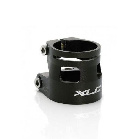 XLC PC-B04 Sele Borusu Adaptörü 31.6 - 34.9mm Siyah