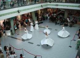 İzmir Semazen Gösterisi