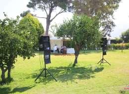 Profesyonel Ses Sistemi Temini İzmir Organizasyon
