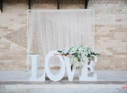 Düğün Organizasyonu Tül ve Çiçek Süsleme İzmir Organizasyon