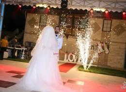 Düğün Organizasyonu Yer Volkanı Gösterisi İzmir