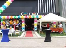 Çadır ve Gölgelik Kiralama Açılış Organizasyonu İzmir