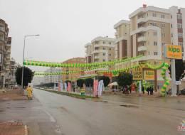 Antalya Bayrak ve Balon Süsleme İzmir Organizasyon