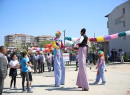 Tahta Bacak Gösterisi İzmir