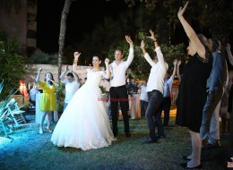 Yalıda Düğün Organizasyonu