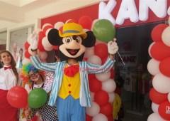 Mickey Mouse Çizgi Film Maskotu Kiralama