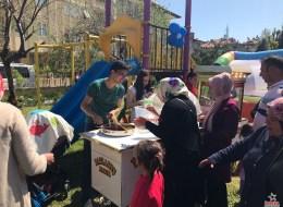 23 Nisan Çocuk Şenliği Organizasyonu Patlamış Mısırcı Kiralama