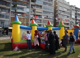 İzmir Zıp Zıp Oyun Parkuru Kiralama