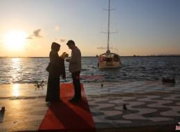 Kırmızı Halıda Evlilik Teklifi Organizasyonu İzmir