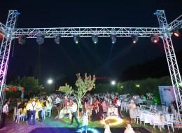 Sahne Kiralama Işık Sistemi Temini İzmir Organizasyon