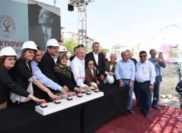 Temel Atma Töreni Organizasyonu Sis ve Duman Efektleri İzmir