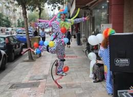 Palyaço Kiralama ve Balon Katlama İzmir