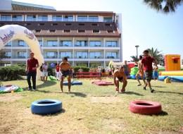 Aile Günü Organizasyonu Survivor Parkuru Kiralama İzmir