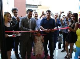 Kurdele Kesme Töreni Açılış Organizasyonu İzmir