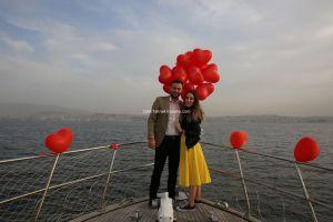 Mutluluk Teknesi Balon Süsleme İzmir Organizasyon 4 - Uçan Balon Süsleme