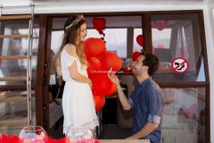 izmir teknede evlenme teklifi tekne kiralama 19 - Teknede Evlenme Teklifi Organizasyonu