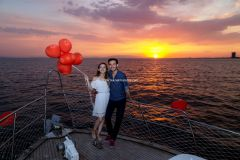 izmir teknede evlenme teklifi tekne kiralama 24 - Teknede Evlenme Teklifi Organizasyonu