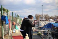 Mutluluk Teknesi Tuğçe Selim İzmir Organizasyon 3 - Teknede Evlenme Teklifi Organizasyonu