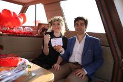 teknede romantik evlilik teklifi organizasyonu izmir tekne kiralama 1 - Teknede Romantik Evlilik Teklifi Organizasyonu