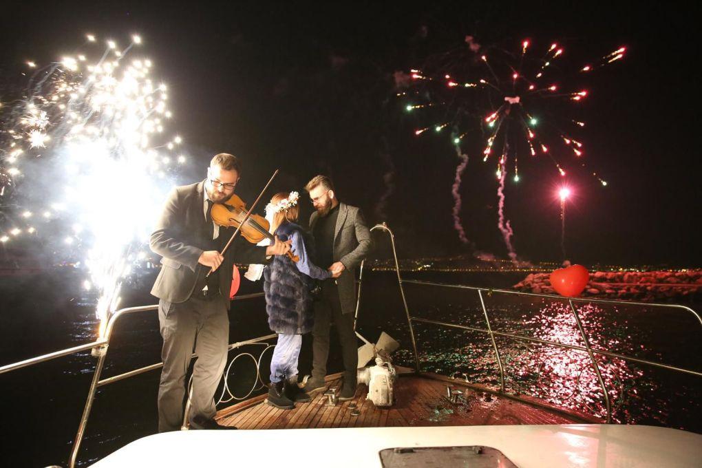 Teknede Yıl Dönümü Kutlama
