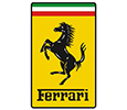 Ferrari car stock images