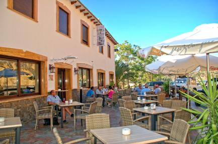 Casa Juani Tapas Bar and Restaurant Iznajar