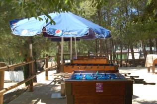 Camping Valdearenas Beach Iznajar