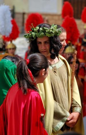 Semana Santa - Easter Holy Week Iznajar