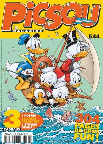 Picsou Magazine T544 - N° 544 - à lire en ligne