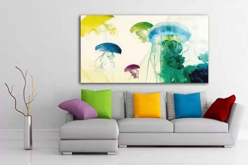 tableau design xxl meduses