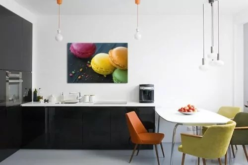 tableau macarons deco