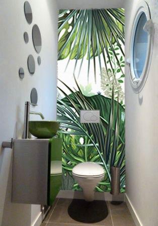Papier Peint Trompe Lil Jungle Tropicale Nouveaut