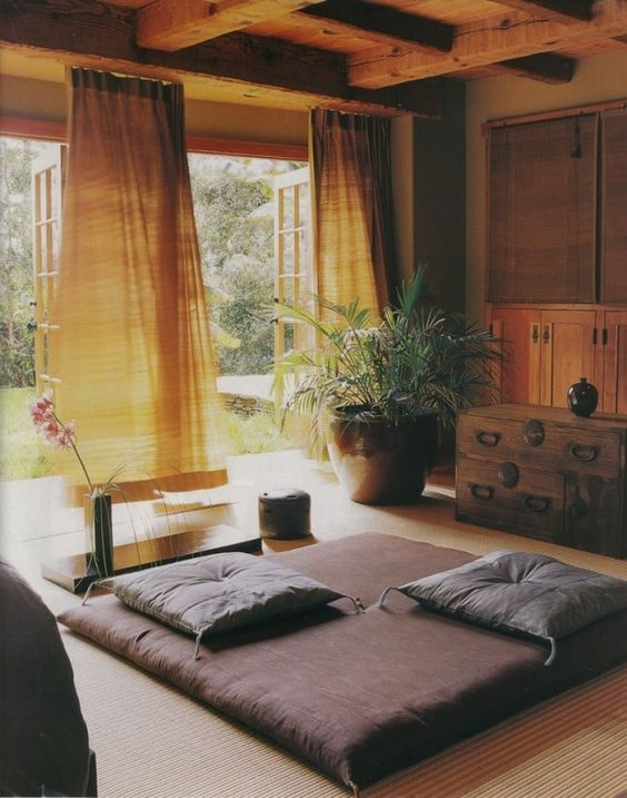 décoration salon ambiance zen