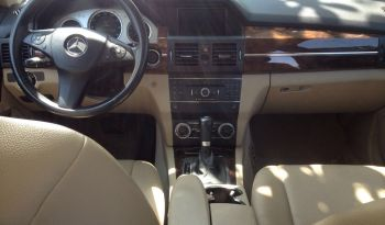Mercedes Benz GLK 350 4MATIC White full