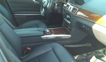 Mercedes Benz E350 4matic 2014, Gray full