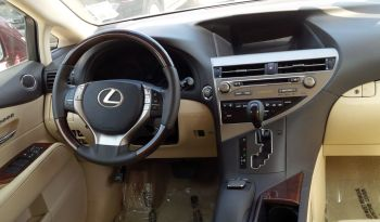 Lexus Rx350. YEAR – 2011-12 full