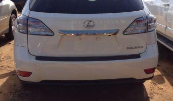 Lexus Rx350. YEAR – 2011-12 full