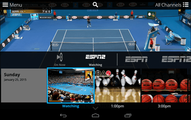 Sling Tv Blue Package Sports Extra 6 Months