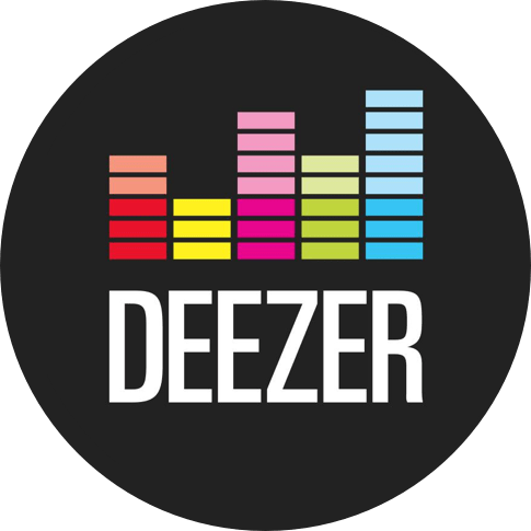 Image result for Deezer logo png