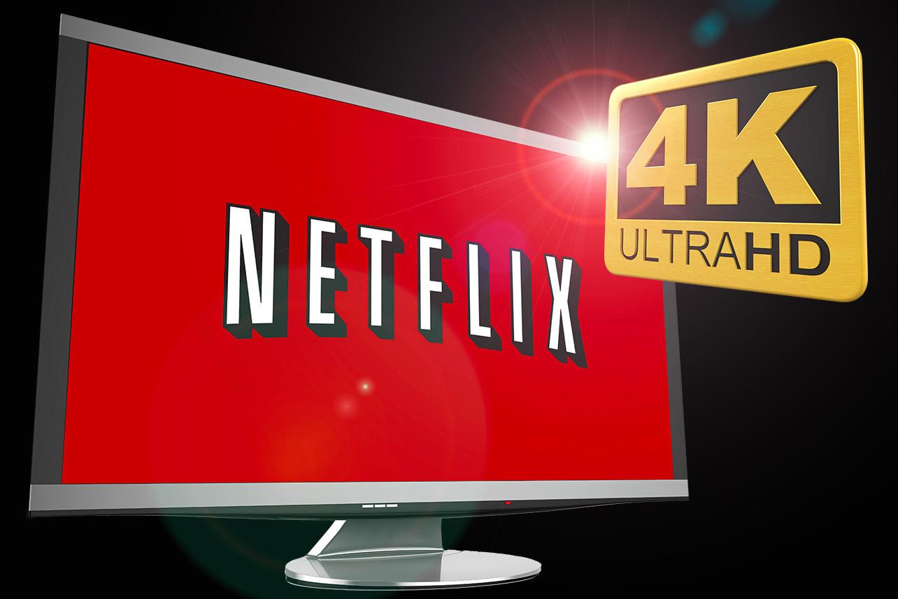 4k Netflix