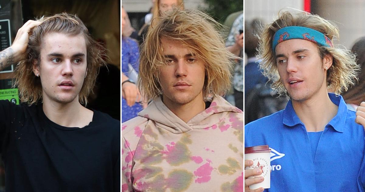 Justin Bieber Bald Singer Debuts New Haircut After
