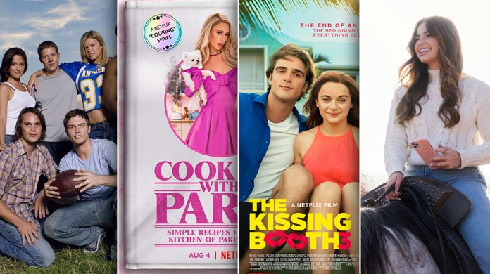 The Kissing Booth 3 & More Films, Series & Titles Coming to Netflix this August 2021 1 MUGIBSON